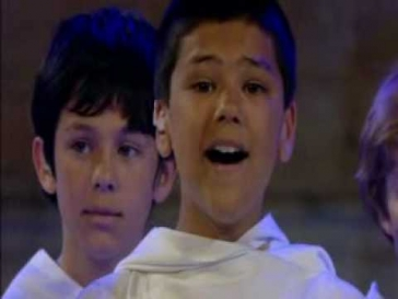 Do not stand at my grave and weep. Libera in Concert.  (Tom Cully)