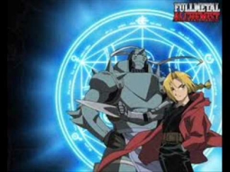 FullMetal Alchemist-Ray Of Light Theme