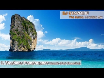 The Sunset Coastline Mix by DJ Starmine | Instrumental Latin House Music 2013