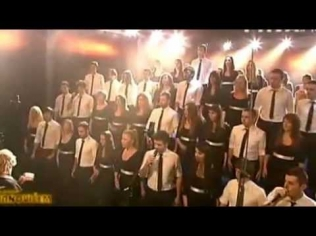 Rammstein - Du Hast (by Choir Viva Vox from Serbia)