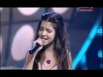 [WINNER] HQ Ekaterina 'Katya' Ryabova - Kak Romeo i Julietta (Russia at Junior Eurovision 2011)