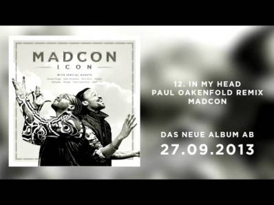 Madcon - In My Head - Paul Oakenfold Remix (Snippet)