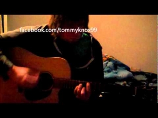 Say You'll Haunt Me - Stone Sour Acoustic Live by Tommy Knox