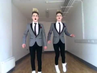 WOW OH WOW Jedward (Victory Album Out Now)