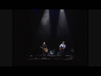 Espen Lind and kurt Nilsen - Stay On These Roads - A-ha cover Oslo Spektrum - 2006