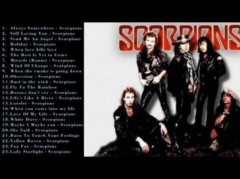 The Best Songs Of Scorpions || Scorpions's Greatest Hits