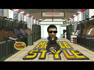 MUSCLE STYLE (PSY-GANGNAM STYLE PARODY) LB#1