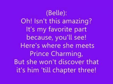 ♫ Beauty and the Beast - 'Belle' Lyrics ♫