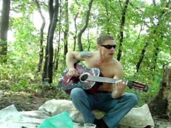 слушать рок под гитару