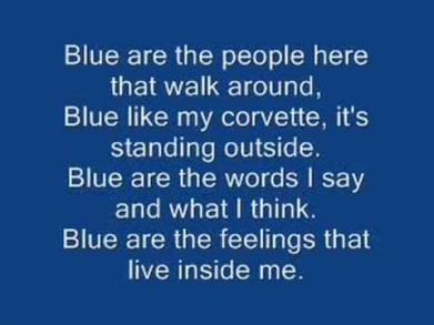 Eiffel 65 - I'm Blue (da ba dee) lyrics