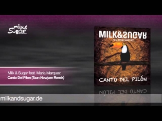 Milk & Sugar feat. Maria Marquez - Canto Del Pilon (Taan Newjam Remix) | Preview
