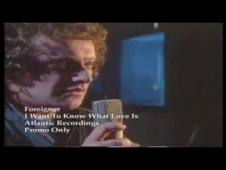 Foreigner - I Want To Know What Love Is (1984) (Music Video) WIDESCREEN HQ