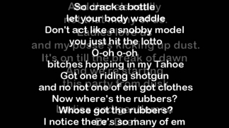 Eminem ft Dr Dre 50 Cent Crack a Bottle Lyrics HQ