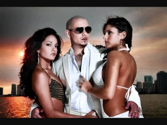 Dj MC House - Hey baby (Pitbull) Russian