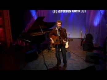 Glen Hansard ''Say it to me Now' the 'artists den'