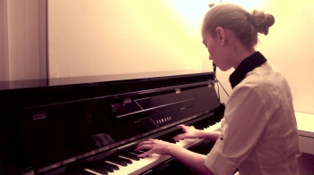 Armin van Buuren-In and Out of Love [Yana Chernysheva Piano Version]