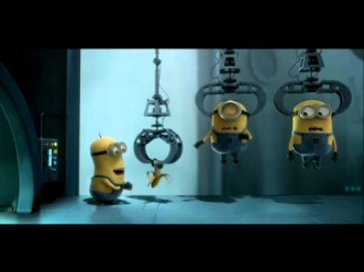Despicable Me - Mini-Movie 'Banana' Preview