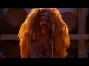 Spider Lovin' Song - The Mighty Boosh - BBC comedy