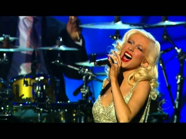 Christina Aguilera feat. Herbie Hancock - A Song For You (Live Grammy Awards 2006)