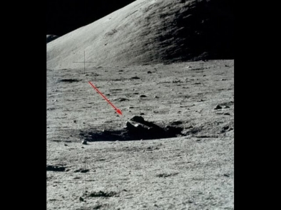 Captured On UFO NASA
