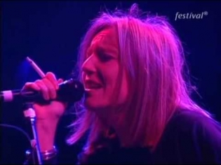Portishead Glory Box Live